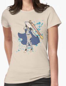 Corrin (Female) - Super Smash Bros Womens Fitted T-Shirt
