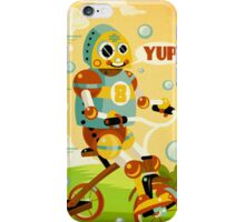 Tricyclebot 8 iPhone Case/Skin