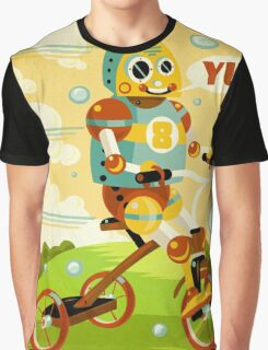 Tricyclebot 8 Graphic T-Shirt