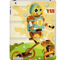 Tricyclebot 8 iPad Case/Skin