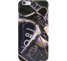 Damon Hill iPhone Case/Skin