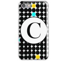 C Starz iPhone Case/Skin