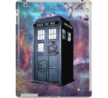 tardis police box  iPad Case/Skin