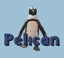 Not A Penguin Kids Tee