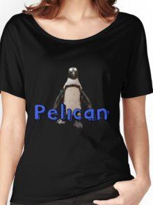 Not A Penguin Women's Relaxed Fit T-Shirt
