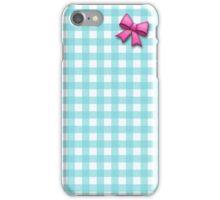 Pastel Bow iPhone Case/Skin