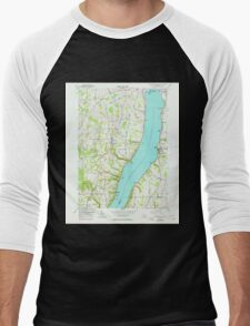 New York NY Canandaigua Lake 122754 1951 24000 T-Shirt