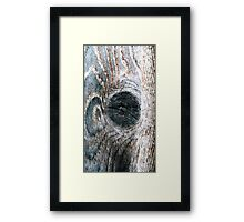 Made from Nature 13 Framed Print