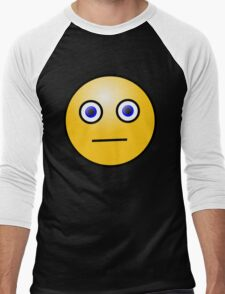 Smiley Plain Blue Eyes T-Shirt