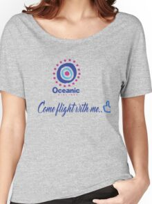 lost-oceanic airlines Women's Relaxed Fit T-Shirt
