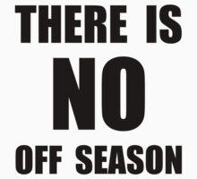 No Off Season One Piece - Short Sleeve