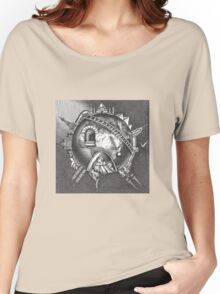 The Earth Women's Relaxed Fit T-Shirt