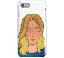 Blondie Girl iPhone Case/Skin