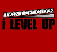 I LEVEL UP by Universe12