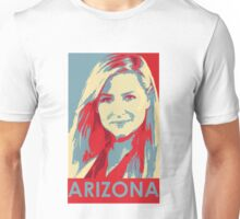 """Grey's anatomy - """"Do not alarm the makers of the tiny humans. They will eat you"""" - Arizona Robbins Unisex T-Shirt"""