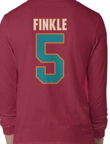 Ray Finkle Jersey – Laces Out, Ace Ventura, Dolphins Long Sleeve T-Shirt