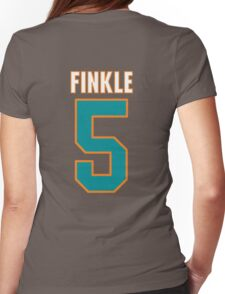 Ray Finkle Jersey – Laces Out, Ace Ventura, Dolphins Womens Fitted T-Shirt