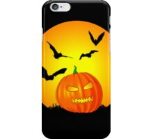 Halloween Moon iPhone Case/Skin