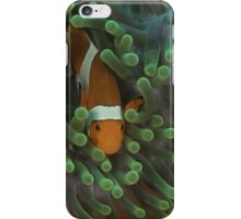 False Clownfish iPhone Case/Skin