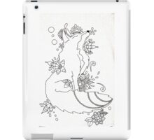 sly fox iPad Case/Skin