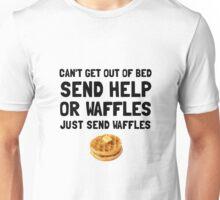 Send Waffles Unisex T-Shirt
