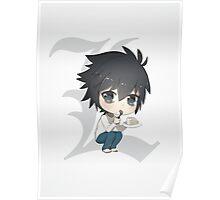 [Death Note] L Lawliet Poster