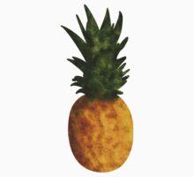 Pineapple Baby Tee