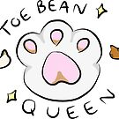 Toe Bean Queen by S-Poke