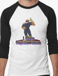 I Main Captain Falcon - Super Smash Bros Melee T-Shirt