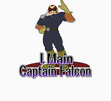 I Main Captain Falcon - Super Smash Bros Melee Unisex T-Shirt
