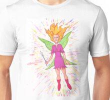 Colorful Fairy Unisex T-Shirt