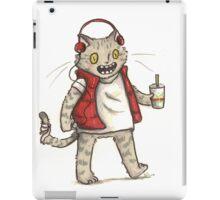 Cat Jams iPad Case/Skin