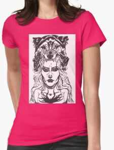 ALEXANDERS PRINCESS  Womens Fitted T-Shirt