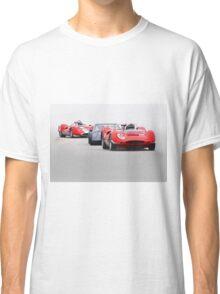 Vintage Racecars 'Tight Turn 11' Classic T-Shirt