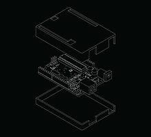 Arduino Poster by N-O-D-E