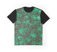 Scent of Pine RETRO GREEN Graphic T-Shirt