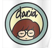 Daria - Logo Poster