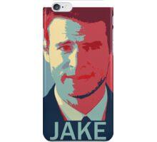 "Scandal - ""I need you to know not choosing me is okay"" - jake ballard iPhone Case/Skin"