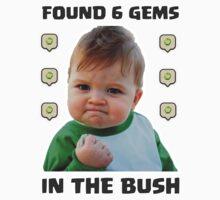6 Gems in the Bush One Piece - Long Sleeve