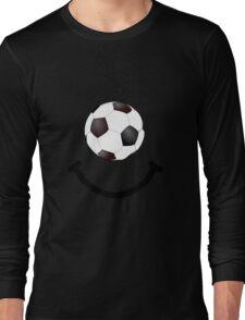 Soccer Smile Long Sleeve T-Shirt