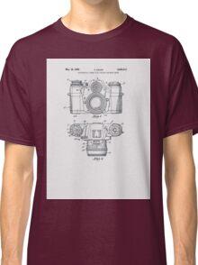 Photographic Camera Patent 1962 Classic T-Shirt