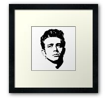 The James Dean Collection Framed Print