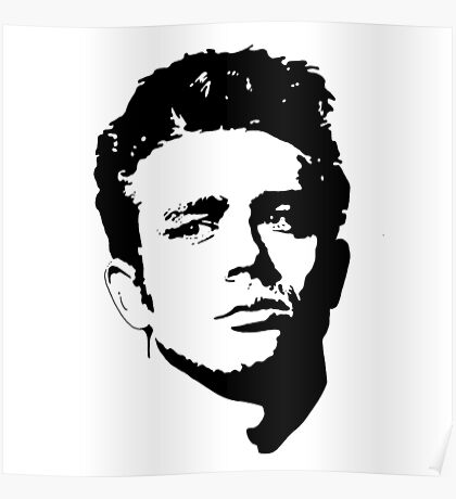 The James Dean Collection Poster