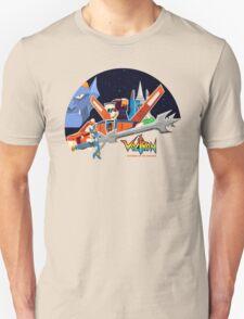 Voltron Bust Sceen T-Shirt