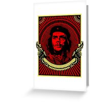 """""""Be realistic, demand the impossible!""""  ― Ernesto Che Guevara Greeting Card"""