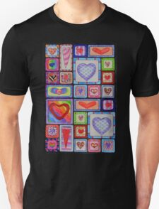 Valentine Drawing Unisex T-Shirt