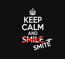 Keep calm and smite Classic T-Shirt