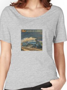 BLUR - Modern Life is Rubbish Women's Relaxed Fit T-Shirt