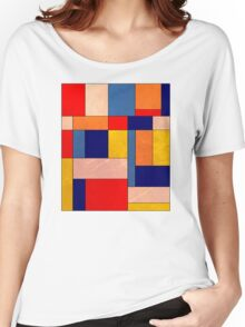 Abstract #340 Women's Relaxed Fit T-Shirt