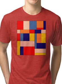 Abstract #340 Tri-blend T-Shirt